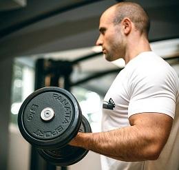 Gym och kosttillskott